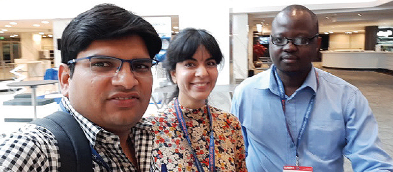 A first of many: Zambia represents at EUREP19